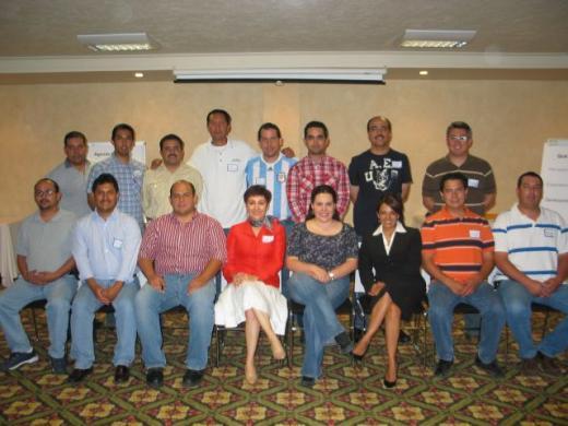 Saltillo Agosto 2010