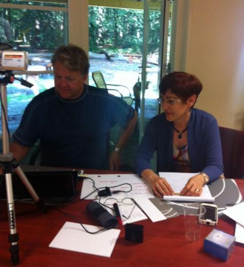 Doorn, Holanda Ago. 2012 Liderazgo Claro para Instructores