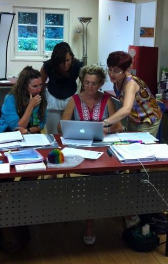 Doorn, Holanda Ago. 2012Liderazgo Claro para Instructores